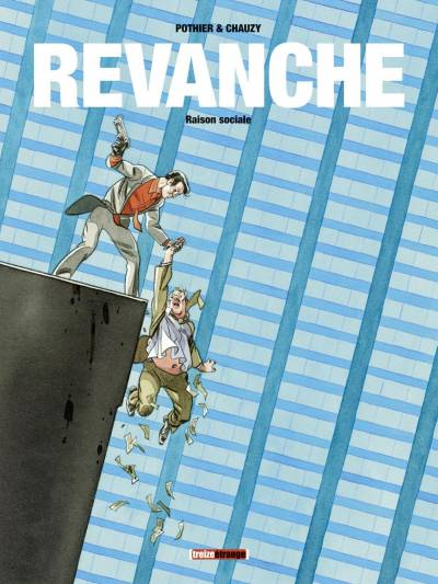 REVANCHE #2: RAISON SOCIALE
