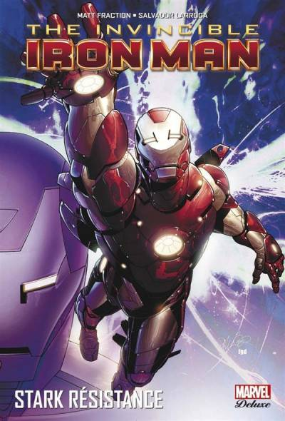 INVINCIBLE IRON-MAN #3