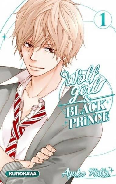 WOLF GIRL AND BLACK PRINCE #1