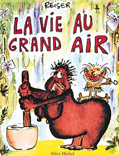 REISER #01: LA VIE AU GRAND AIR