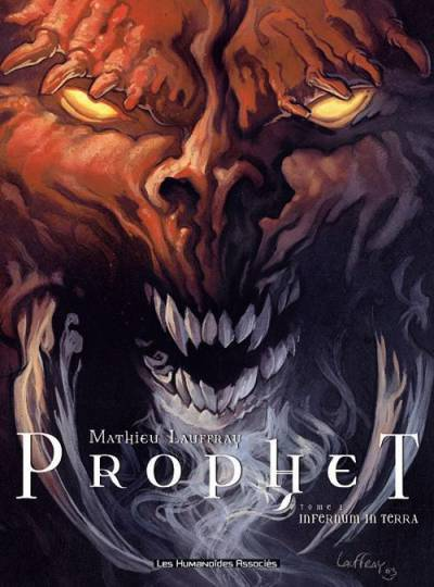 PROPHET #2: INFERNUM IN TERRA
