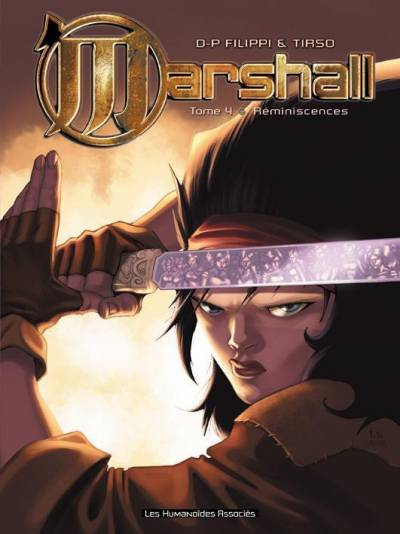 MARSHALL #4: RÉMINISCENCES