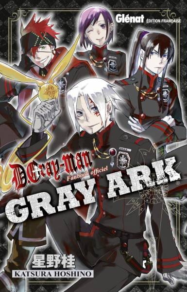 D.GRAY-MAN: ARK