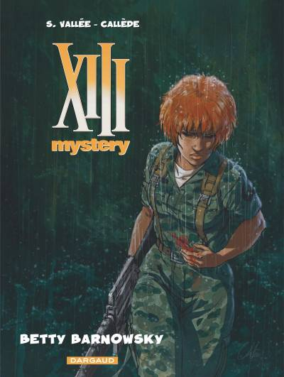 XIII MYSTERY #7: BETTY BARNOWSKY
