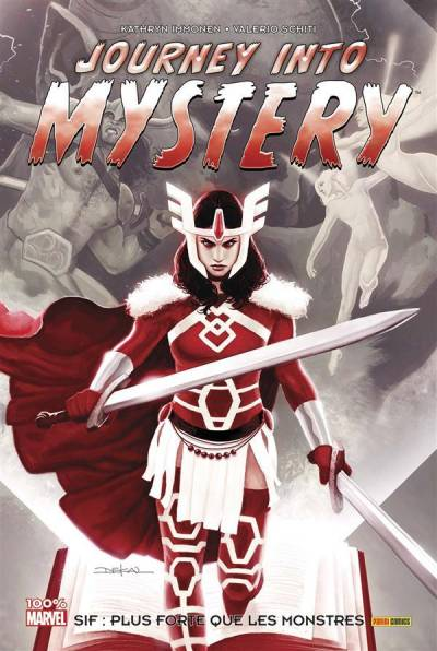 JOURNEY INTO MYSTERY SIF : PLUS FORTE QUE LES MONSTRES #1