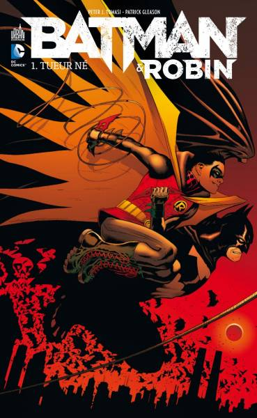 BATMAN & ROBIN #1