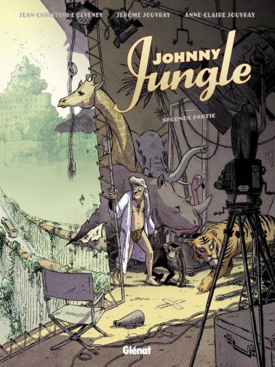 JOHNNY JUNGLE: SECONDE PARTIE