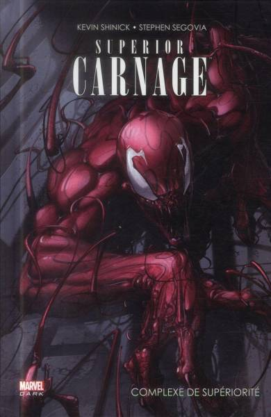 SPIDER-MAN: SUPERIOR CARNAGE