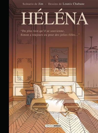HÉLÉNA #1: VERSION TOILEE