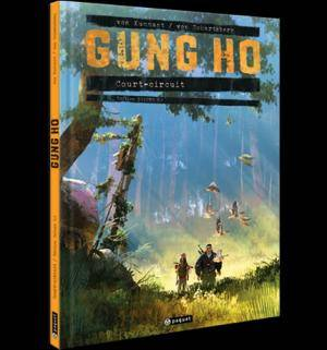 GUNG HO #2.1: COURT-CIRCUIT – GRAND FORMAT