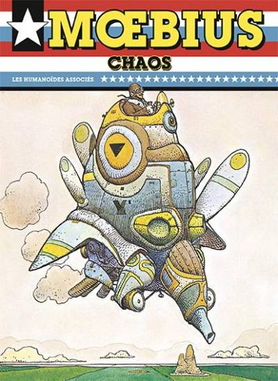 MOEBIUS OEUVRES: CHAOS – USA