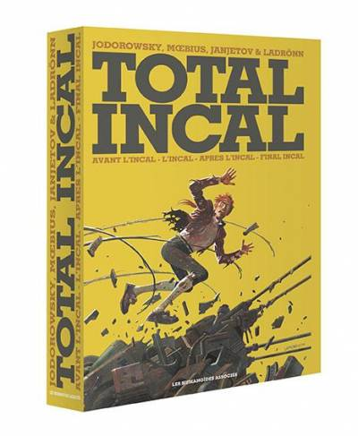 TOTAL INCAL: COFFRET