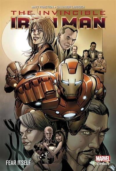 INVINCIBLE IRON-MAN #4: FEAR ITSELF