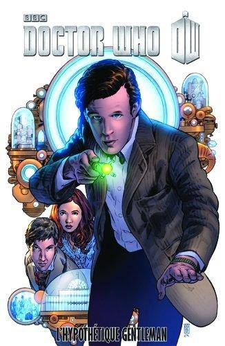 DOCTOR WHO #11: L'HYPOTHÉTIQUE GENTLEMAN