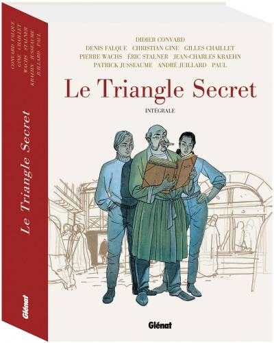 LE TRIANGLE SECRET: INTÉGRALE