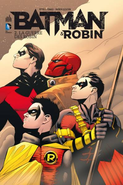 BATMAN & ROBIN #2