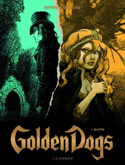 GOLDEN DOGS #4: QUATRE