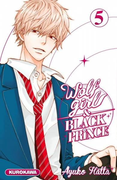 WOLF GIRL AND BLACK PRINCE #5