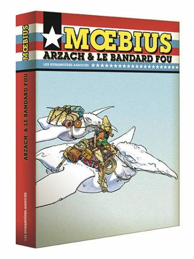 MOEBIUS OEUVRES: COFFRET : ARZACH & LE BANDARD FOU USA