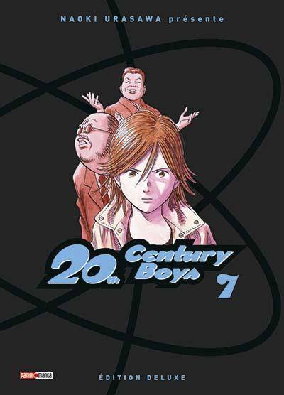 20TH CENTURY BOYS #7: EDITION LUXE