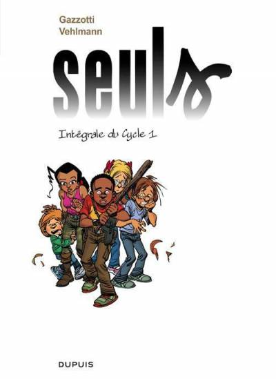 SEULS – L'INTÉGRALE #1: 1ER CYCLE