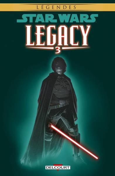 STAR WARS – LEGACY #3: NED