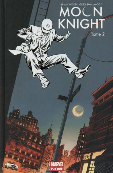 MOON KNIGHT #2: ALL NEW MARVEL NOW