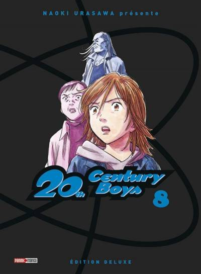 20TH CENTURY BOYS #8: EDITION LUXE