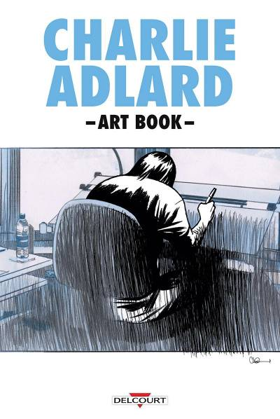 CHARLIE ADLARD – ART BOOK