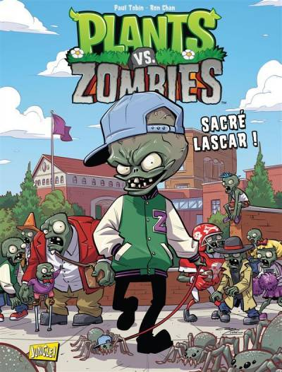 PLANTS VS ZOMBIES #3