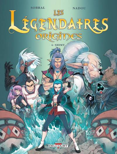 LEGENDAIRES – ORIGINES (LES) #4: SHIMY