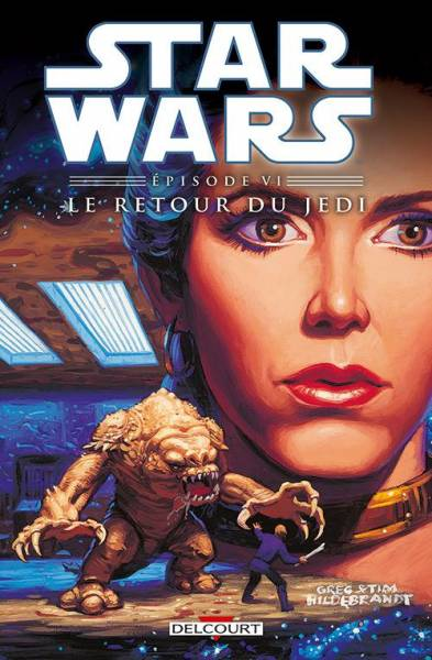STAR WARS EPISODES: STAR WARS ÉPISODE VI. LE RETOUR DU JEDI. NED