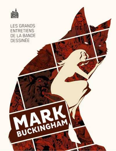 LES GRANDS ENTRETIENS DE LA BANDE DESSINÉE: MARK BUCKINGHAM