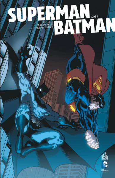 SUPERMAN BATMAN #1