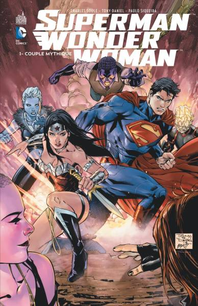 SUPERMAN & WONDER WOMAN #1