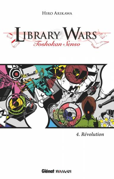 LIBRARY WARS #4