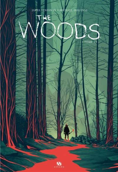THE WOODS #1