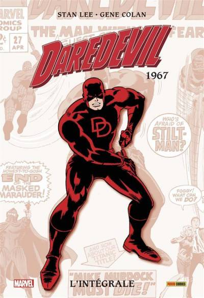 DAREDEVIL #3: INTEGRALE