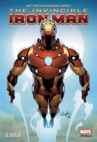 INVINCIBLE IRON-MAN #6: LE FUTUR
