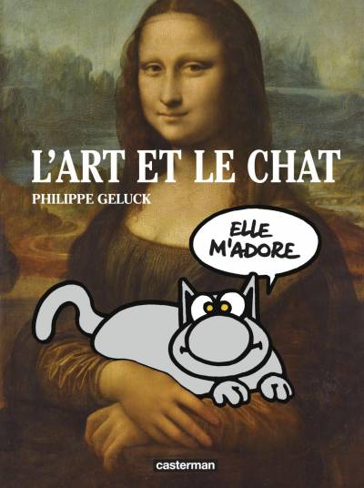 LE CHAT – HORS SERIE: L'ART ET LE CHAT