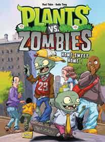 PLANTS VS ZOMBIES #4: HOME SWEET HOME