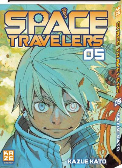 SPACE TRAVELERS #5