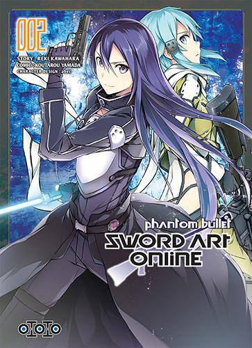 SWORD ART ONLINE – PHANTOM BULLET #2