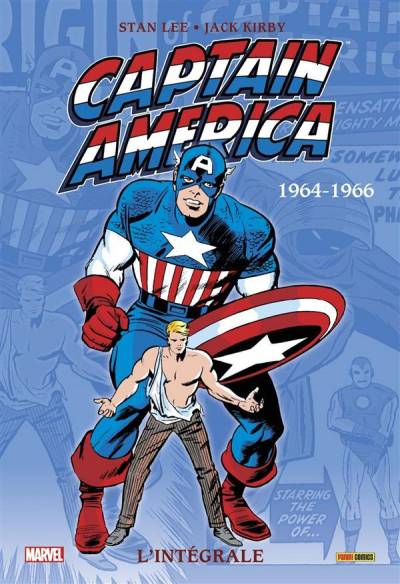 CAPTAIN AMERICA: INTEGRALE 1964-1966