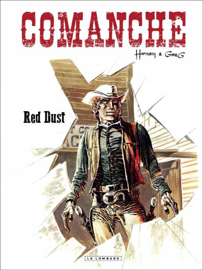 COMANCHE #1: RED DUST