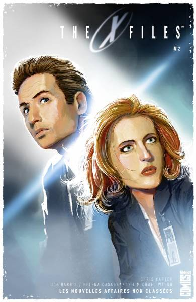 THE X-FILES #2: LES NOUVELLES AFFAIRES NON CLASSEES